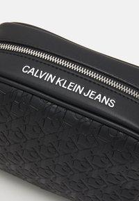 Calvin Klein Jeans - CAMERA BAG - Across body bag - black - 4