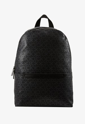 MONO ROUND BACKPACK - Zaino - black