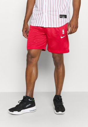 NBA CHICAGO BULLS STANDARD ISSUE - Sports shorts - university red/black