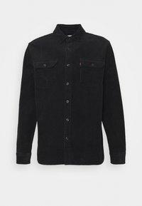 Levi's® - JACKSON WORKER UNISEX - Košile - jet black - 0