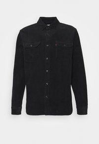 JACKSON WORKER UNISEX - Shirt - jet black