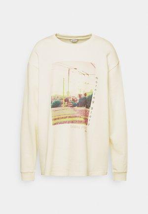 ENNIEBUHR PRINT - Sweater - dawn