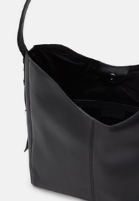 Zign - LEATHER - Handbag - black - 2