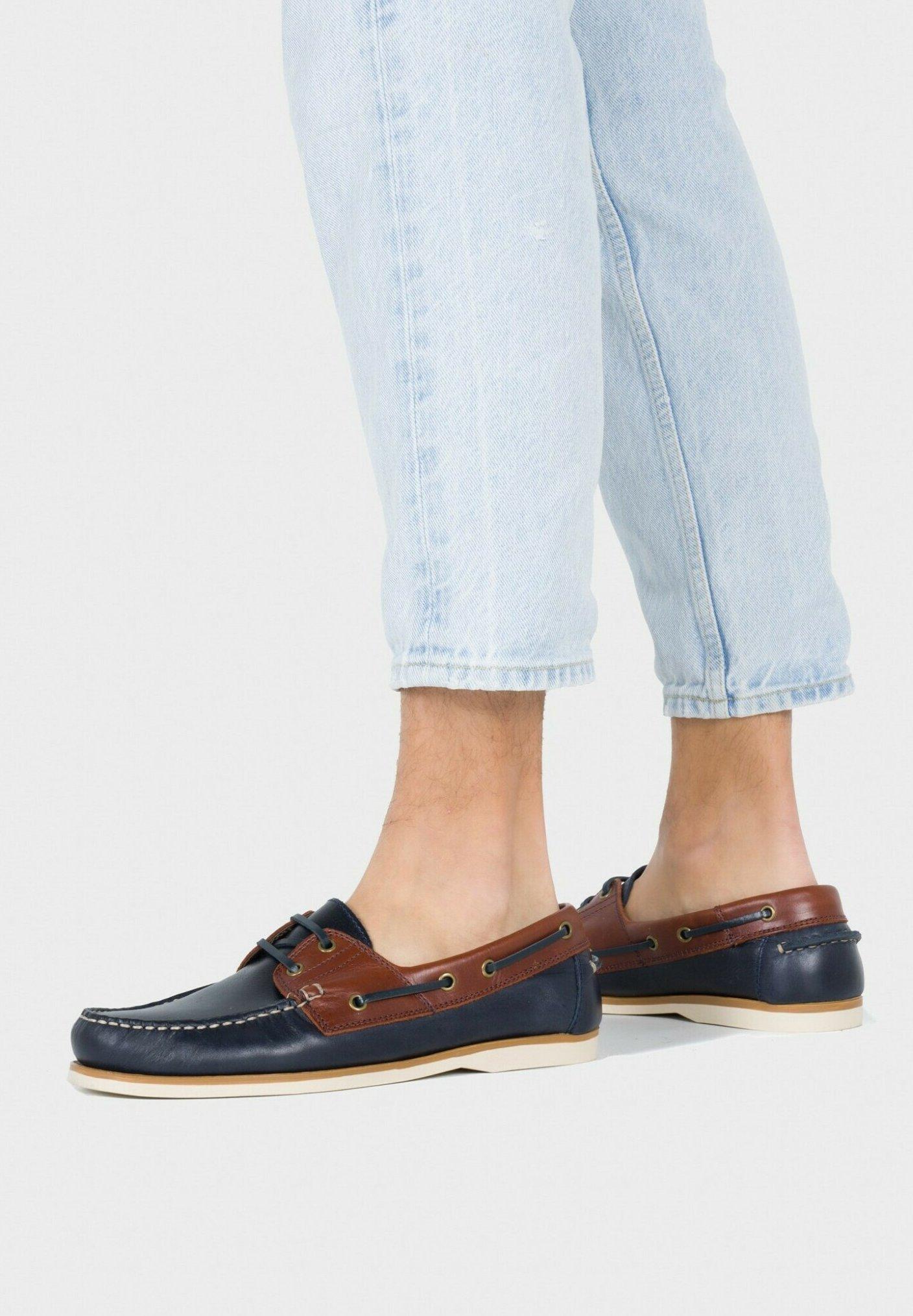 Homme NAUTICO BICOLOR - Chaussures bateau