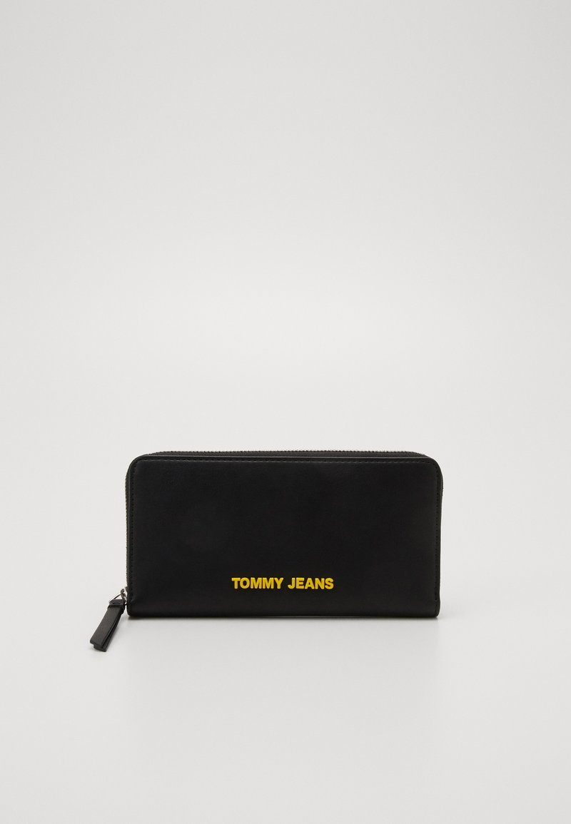 Tommy Jeans - NEW MODERN WALLET - Lommebok - black
