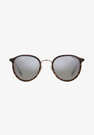 Sunglasses - brown/yellow tortoise