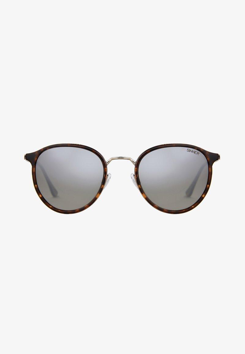 Sinner - Sunglasses - brown/yellow tortoise