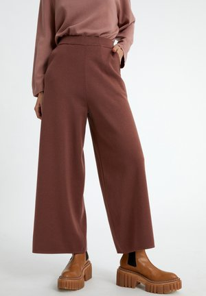 Trousers - dusty rose