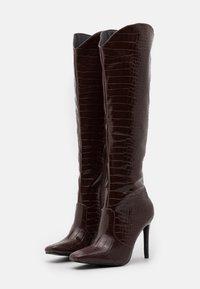 4th & Reckless - SHEA - Vysoká obuv - brown - 2