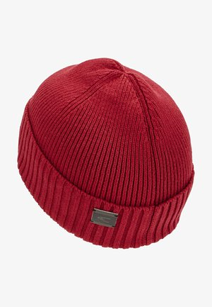 Beanie - racing red