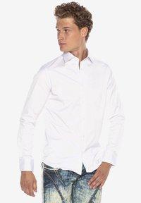 Cipo & Baxx - Formal shirt - weiss - 4