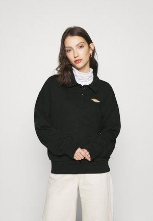 DOME GROWN - Sweatshirt - black