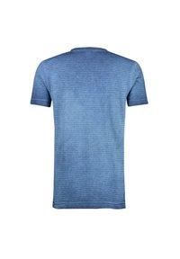 LERROS - Print T-shirt - vintage blue - 1