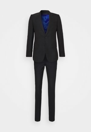 GENTS TAILORED BUTTON SUIT - Oblek - dark blue