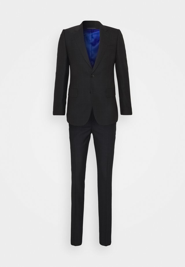 GENTS TAILORED BUTTON SUIT - Traje - dark blue