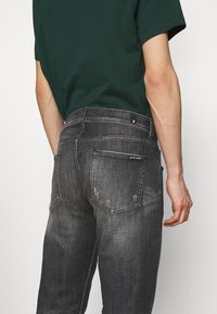 7 for all mankind - Slim fit jeans - must have black - 3