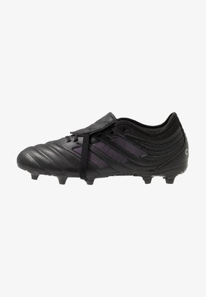 COPA GLORO 19.2 FG - Moulded stud football boots - core black/silver metallic