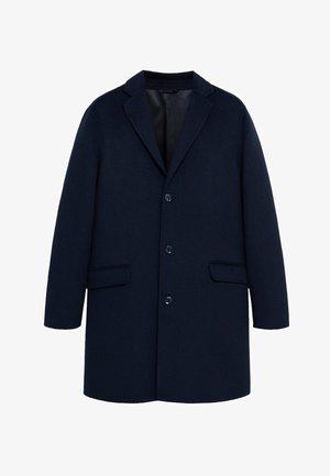 HARVEY-I - Krátký kabát - dark navy