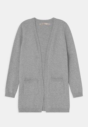 KONLESLY - Cardigan - light grey melange