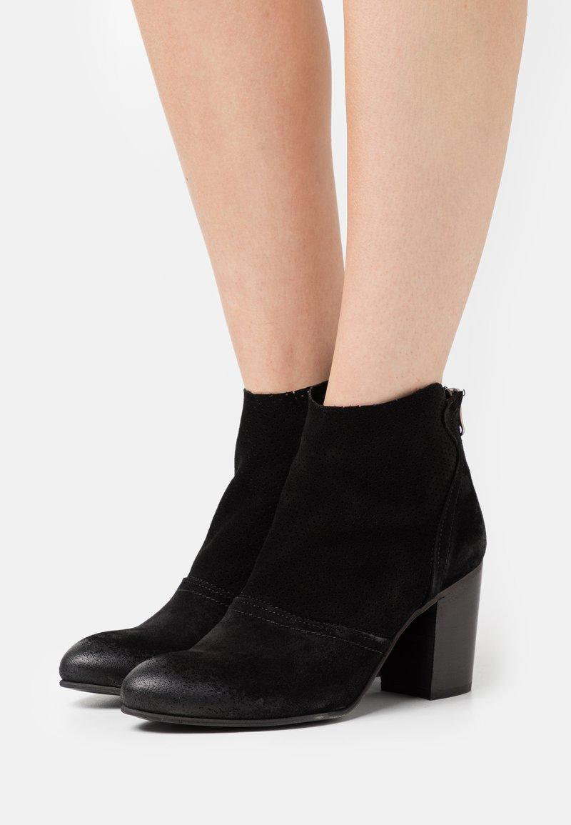 Felmini - MADELINE - Ankle boots - marvin/nero