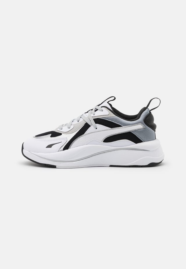 RS-CURVE GLOW  - Sneakers - black/white/silver