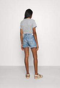 Pepe Jeans - THRASHER DESTROY - Jeansshort - denim - 2