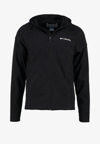 Columbia - CANYON™ JACKET - Veste softshell - black - 6