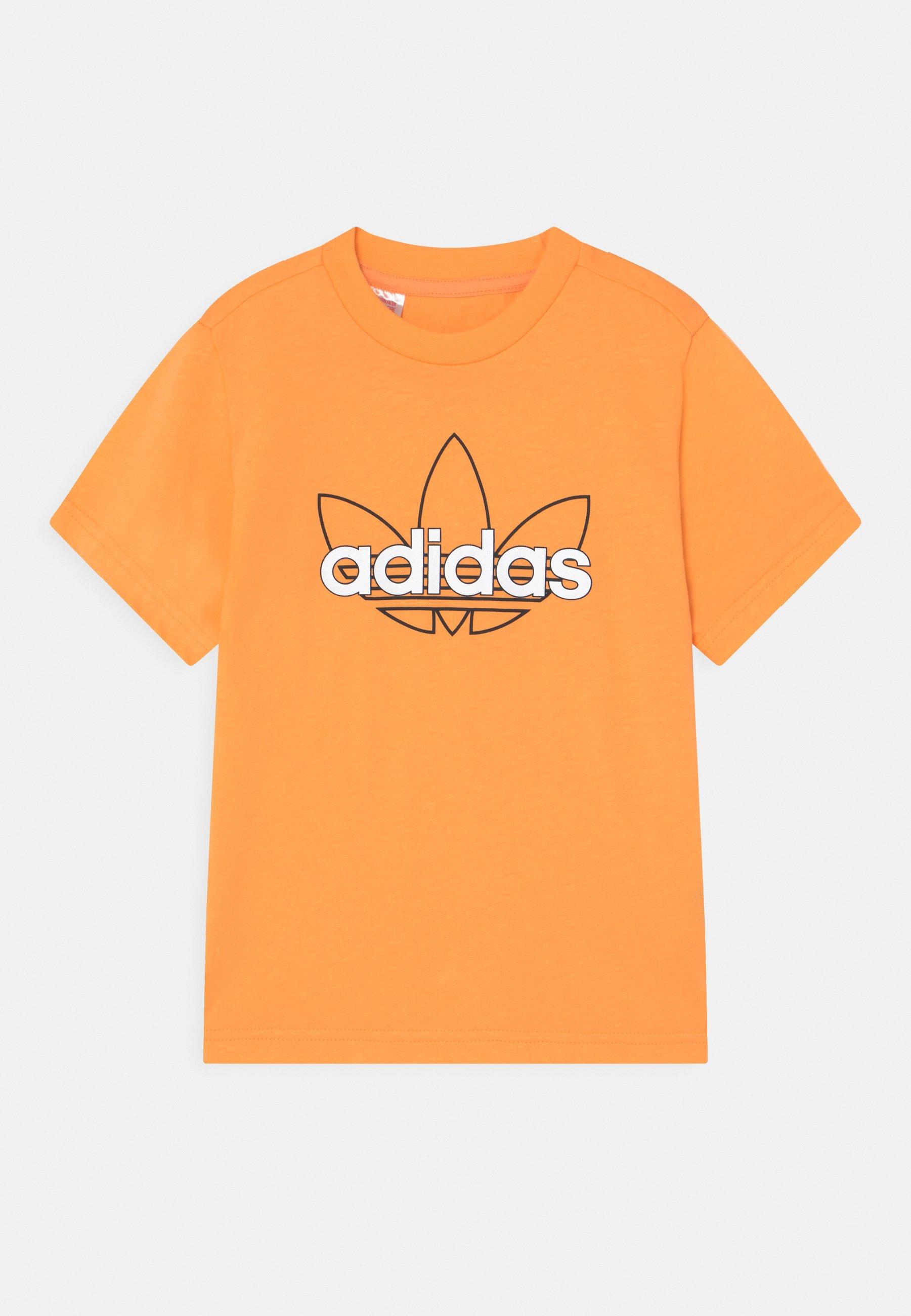 Kinder OUTLINE TREFOIL UNISEX - T-Shirt print