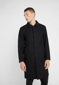Bruuns Bazaar - ASLAN COAT - Classic coat - black - 0