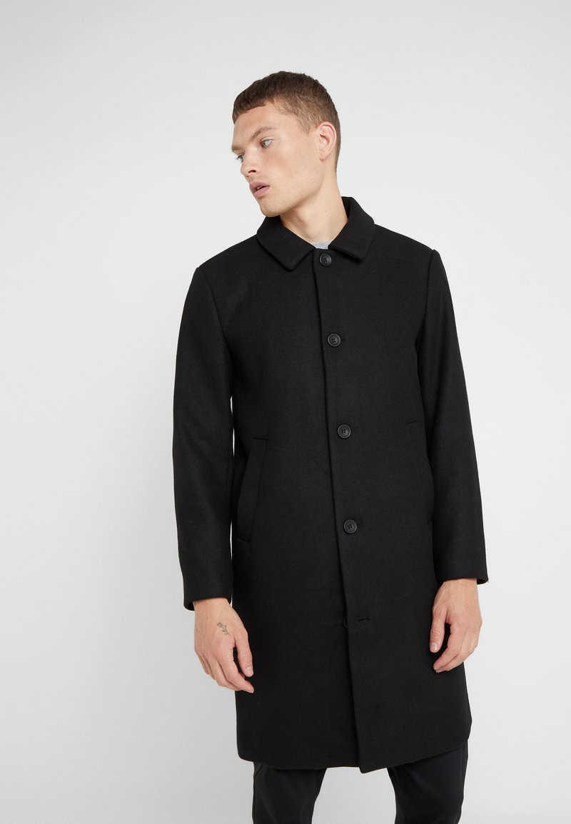 Bruuns Bazaar - ASLAN COAT - Classic coat - black