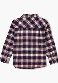s.Oliver - Shirt - navy check - 3