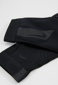 Nike Performance - ACADEMY HYPERWARM - Fingervantar - black - 4