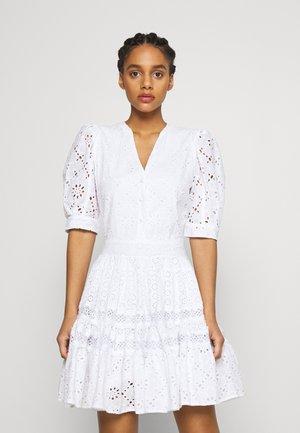 RAYANETTE - Day dress - ecru