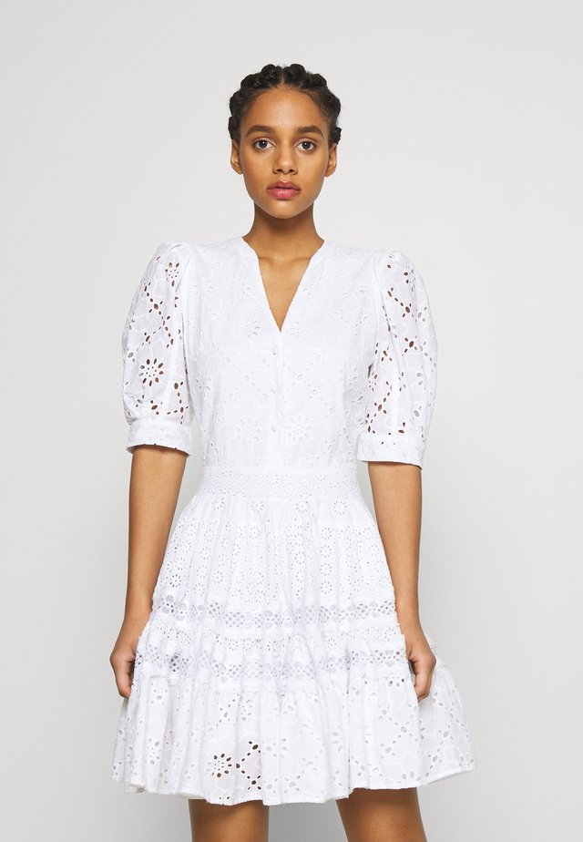 RAYANETTE - Sukienka letnia - ecru