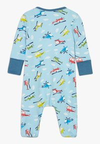 Frugi - LOVELY BABYGROW RAINBOW - Pyjama - bright sky - 1