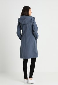 Ilse Jacobsen - FUNCTIONAL RAINCOAT - Parka - blue grayness - 3