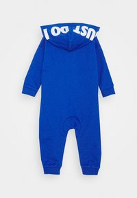 Nike Sportswear - HOODED BABY COVERALL UNISEX - Jumpsuit - game royal - 1