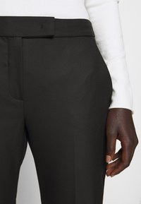 MAX&Co. - MONOPOLI - Trousers - black - 4
