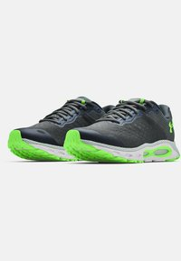 Under Armour - HOVR INFINITE  - Neutral running shoes - pitch gray - 1