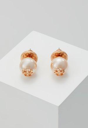 STUD EARRING - Orecchini - rose gold-coloured