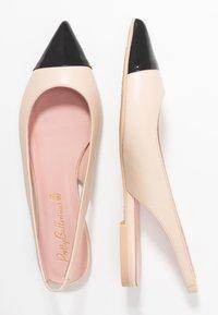 Pretty Ballerinas - SHADE - Baleríny s otevřenou patou - white - 1