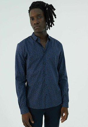 Shirt - bleu fonce