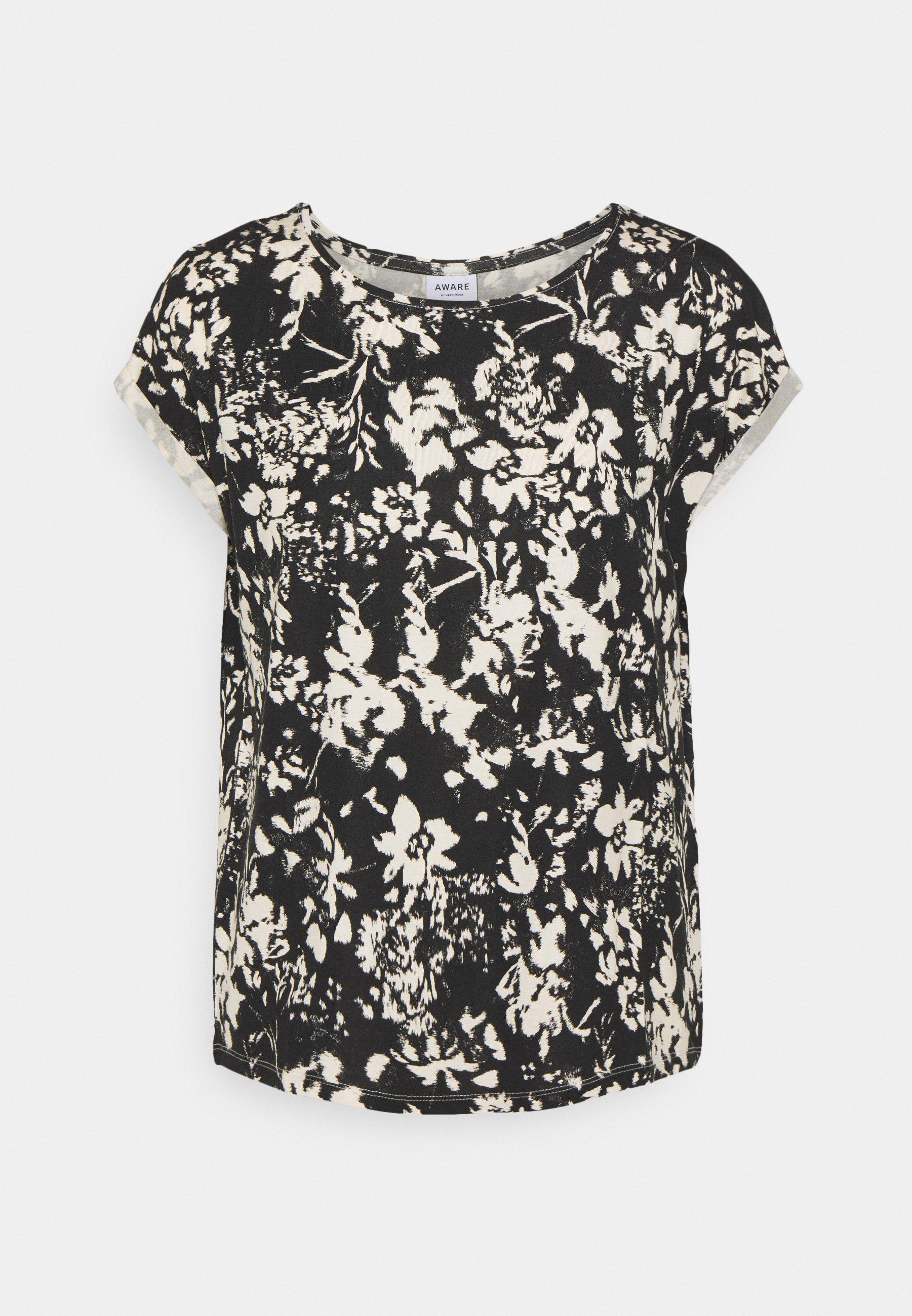 Damen VMAVA - T-Shirt print