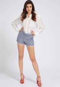 Guess - Shorts - mehrfarbig, weiß - 1