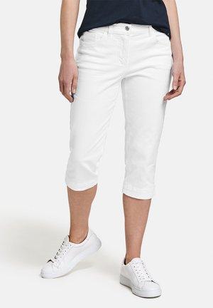 Slim fit jeans - weiß weiß