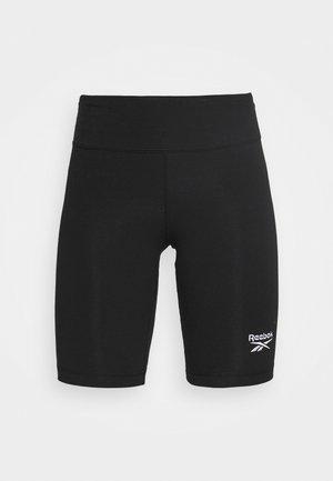 BIKE SHORT - Leggings - black