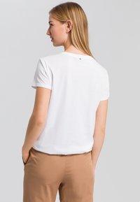 Marc Aurel - Print T-shirt - white - 2