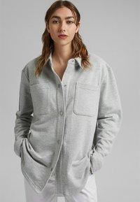 edc by Esprit - Cardigan - light grey - 0