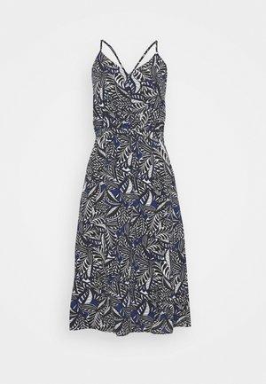 LINDSEY AFRICANA - Vapaa-ajan mekko - blue