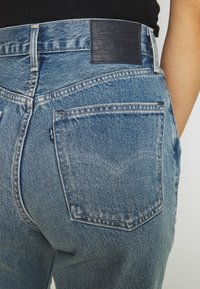Levi's® Made & Crafted - LONG COLUMN - Jeans baggy - bespoke blue - 3